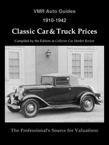 Collector Car And Truck Price Guide Offer