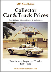 Postwar Collector Car Price Guide