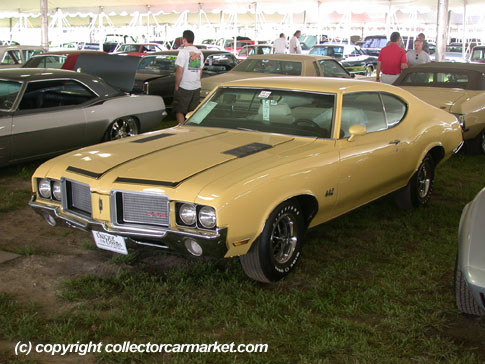1972 Olds 442