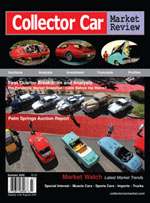 collector car market review